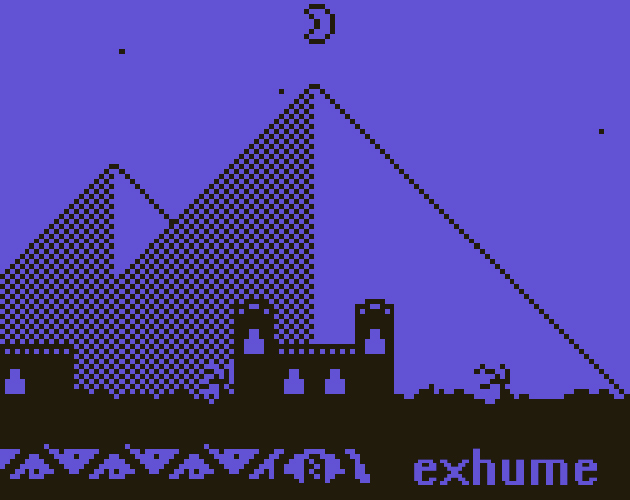 Exhume