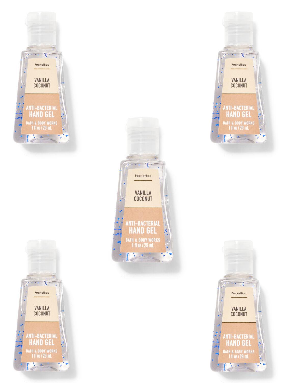 Hand Sanitizer Vanilla Coconut Key Ring - Pure Fiji (NZ)