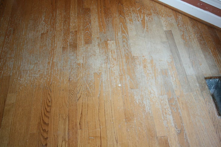 Buff and Coat Your Wood Floors  Denver Shower Doors