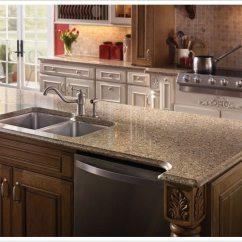 Kitchen To Go Cabinets Coffee Bar In Alpine Msi Quartz – Denver Shower Doors & Granite ...