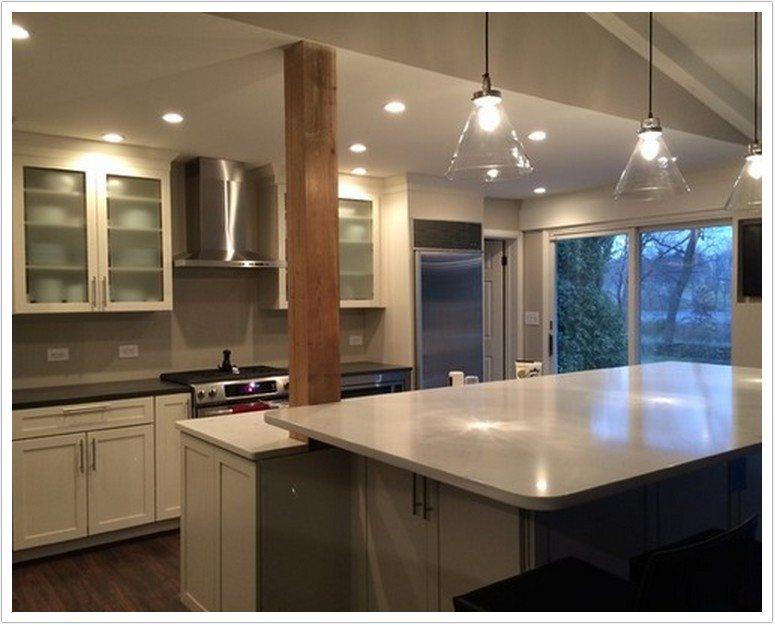 Tiles Go White Kitchen