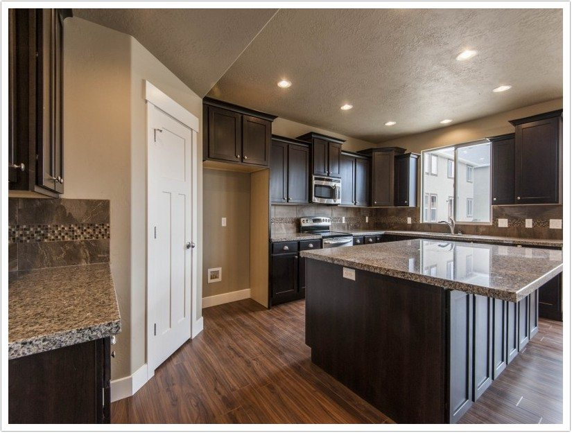 New Caledonia Granite  Denver Shower Doors  Denver