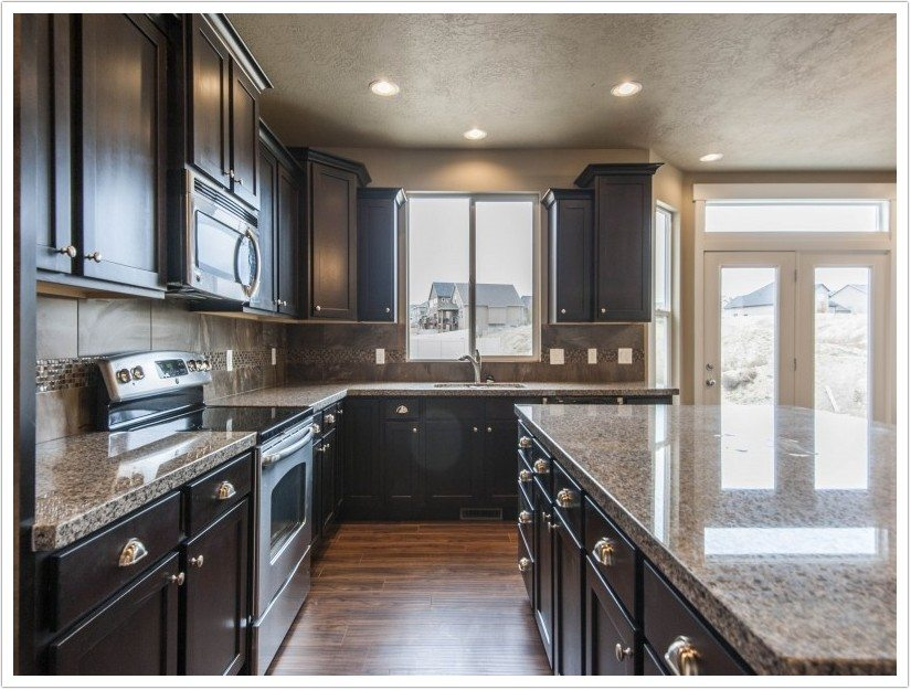 New Caledonia Granite  Denver Shower Doors  Denver Granite Countertops