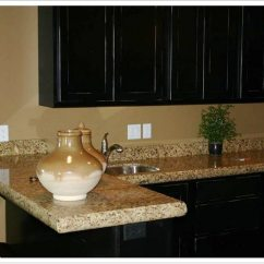 Pre Made Kitchen Cabinets Farmhouse Chairs Venetian Gold Granite - Denver Shower Doors & ...