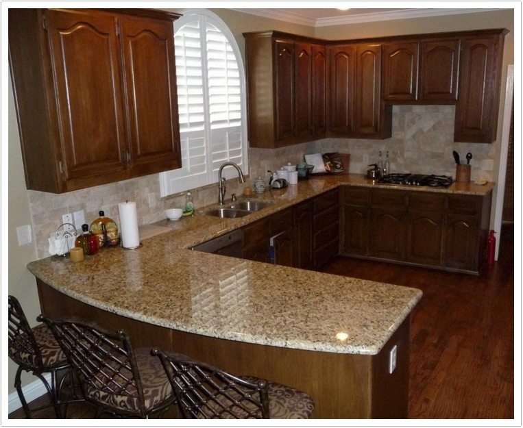 custom made kitchen cabinets decorative glass jars for venetian gold granite – denver shower doors & ...