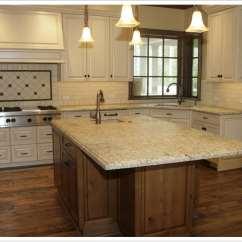 Venetian Gold Granite Kitchen Toddler Play Kitchens - Denver Shower Doors & ...