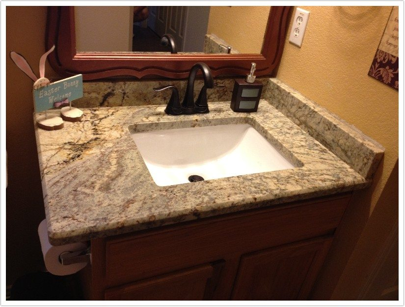 Bordeaux River Granite  Bath  Granite Denver