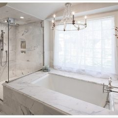 Pre Made Kitchen Cabinets Round Marble Top Table Calacatta White - Denver Shower Doors & ...