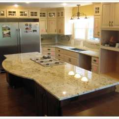 Pre Made Kitchen Cabinets Aid Kettle Colonial Gold Granite - Denver Shower Doors & ...