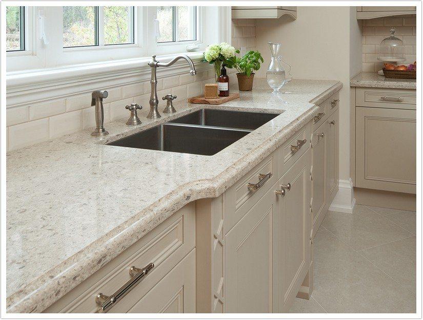 Darlington Cambria Quartz  Bath  Granite Denver