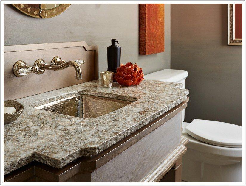 New Quay Cambria Quartz  Bath  Granite Denver