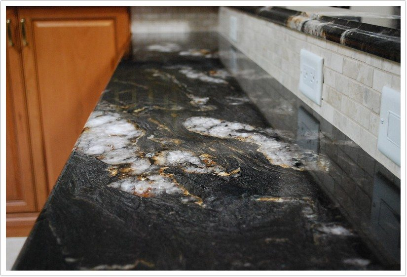 quartz countertops colors for kitchens kitchen chair titanium black granite - denver shower doors & ...