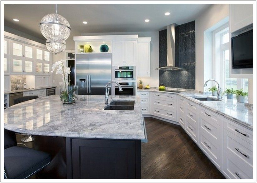 kitchen and bathroom showrooms miami white ice granite - denver shower doors & ...