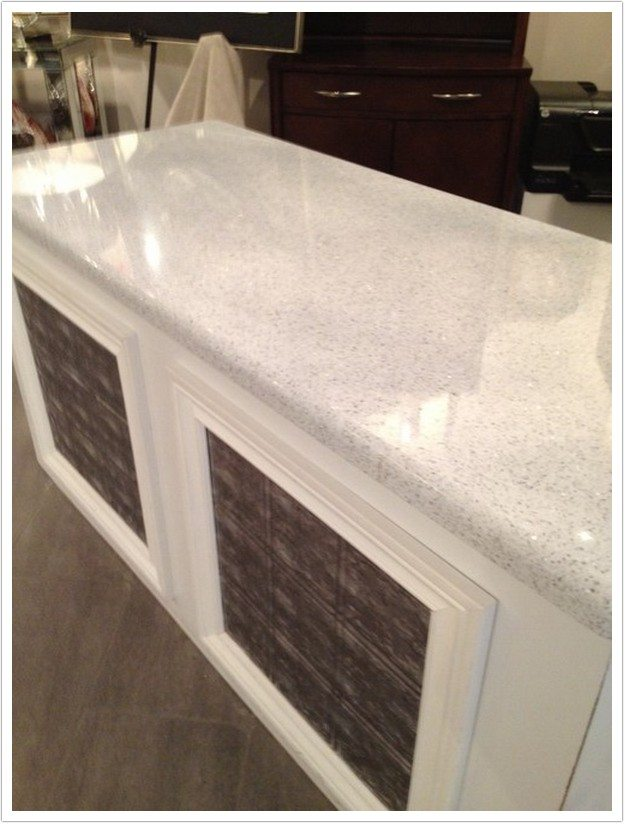 Whitney Cambria Quartz  Denver Shower Doors  Denver Granite Countertops
