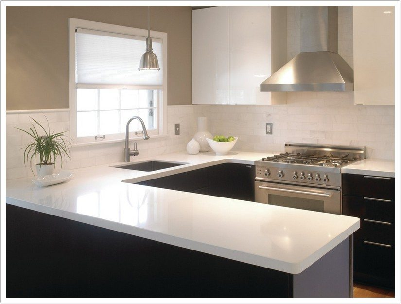 Whitney Cambria Quartz  Bath  Granite Denver