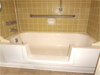 Bath Crest Of Colorado Bathtub Cutout Conversion To A