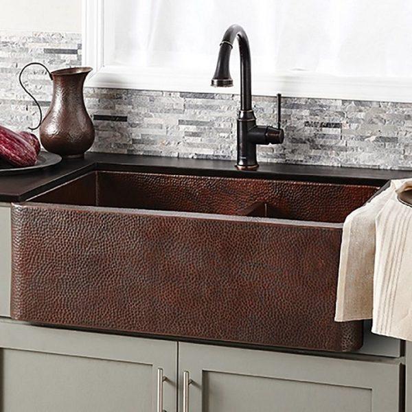 native trails copper kitchen sinks