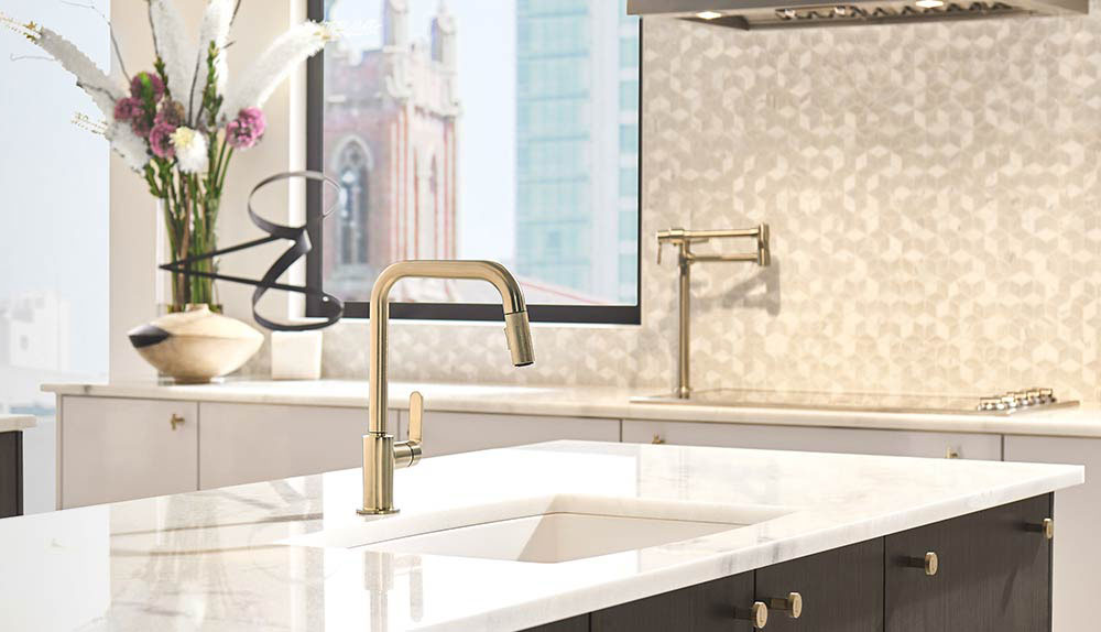 top kitchen faucet trends in 2021