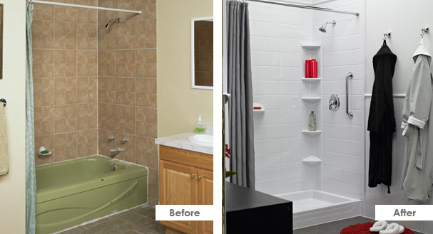Tub To Shower Conversion BATH FITTER Knoxville