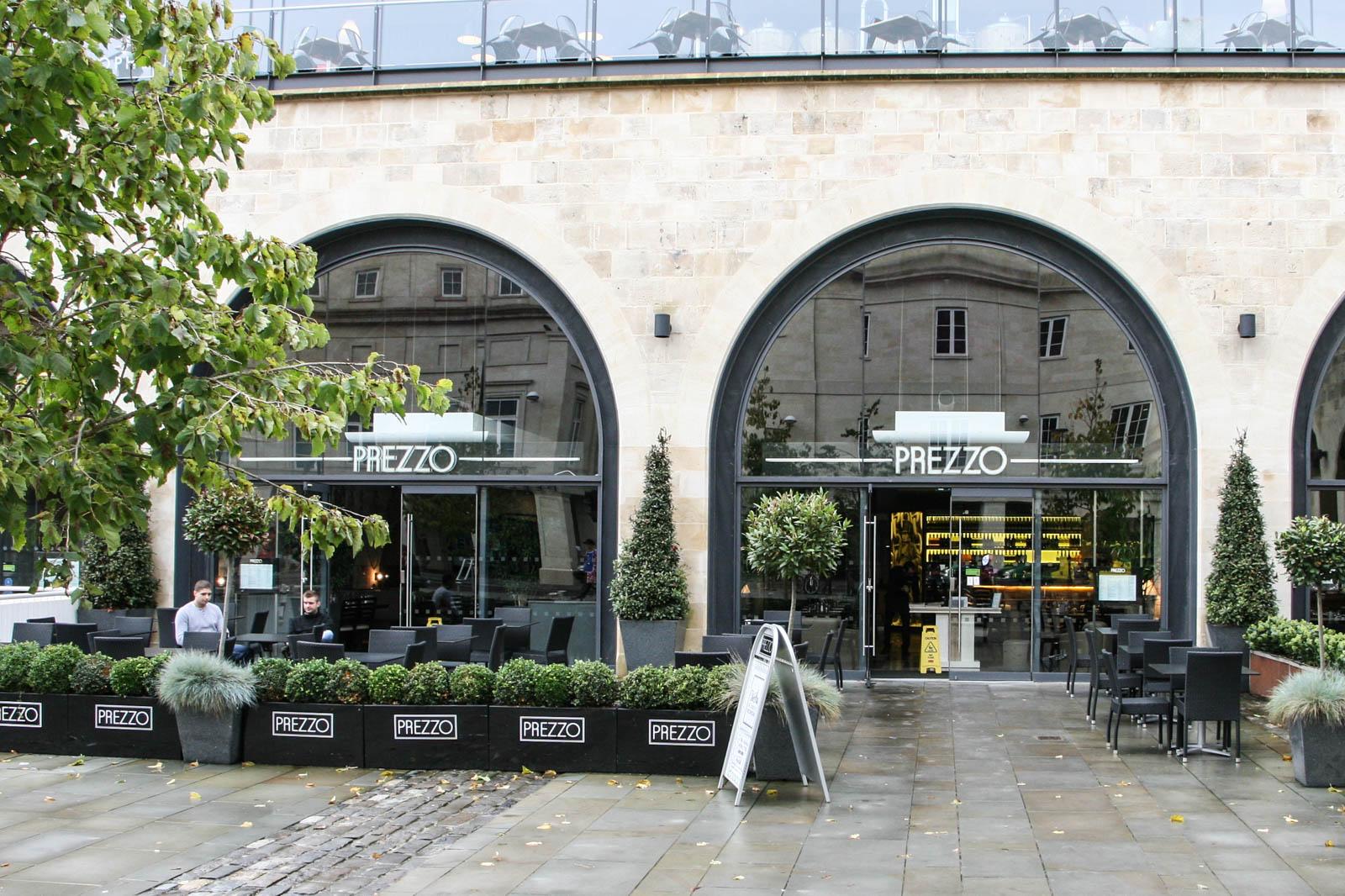 Italian  Bath Food and Drink