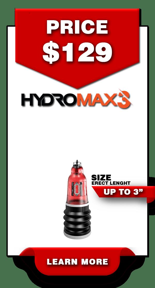 hydromax 3