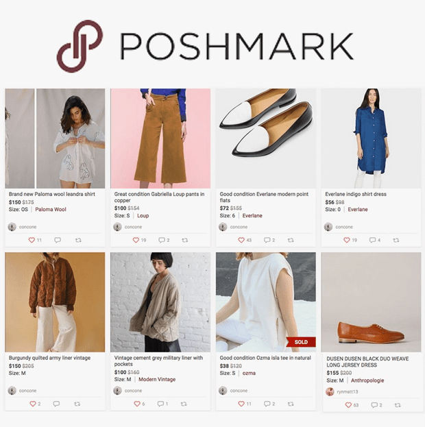 poshmark price