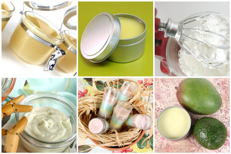 how to make your own soaps and lotions