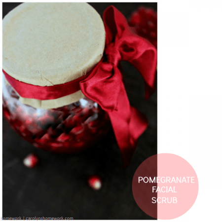 Pomegranate-Facial-Scrub-via-homewor