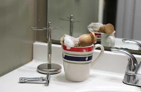 DIY Shaving Soap In a Mug
