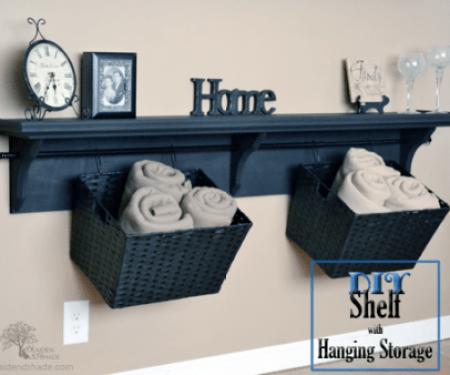 shelf with storage12