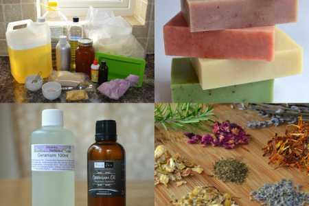Soap Ingredients 101