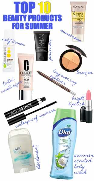 top-10-summer-beauty-products