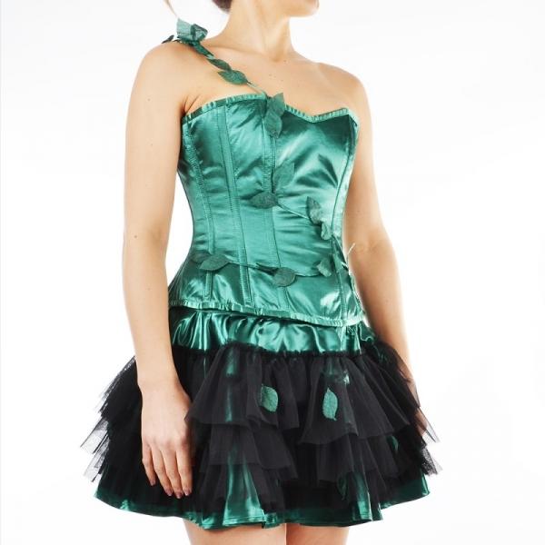 halloween-costume-poison-ivy-corset