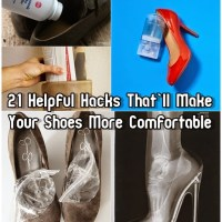 Style Me Quick - 25 Ways to make your heels fit before tomorrow night