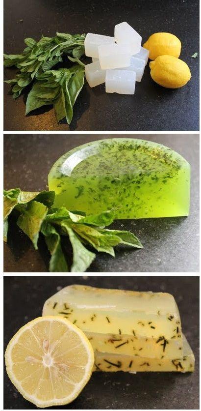 DIY-herbal-soaps
