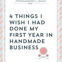 4 Things I Wish I Had Done In My First Year Of Business
