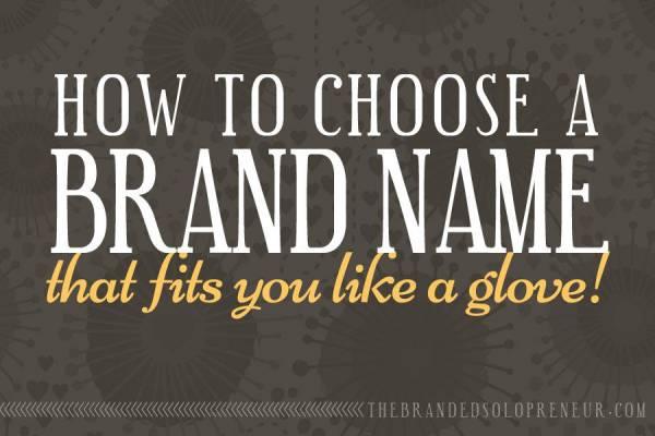Brand-name-post