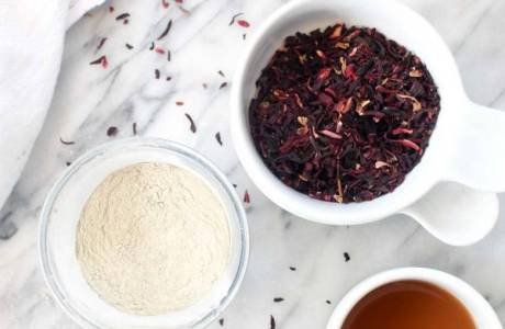 Luxurious DIY Hibiscus Face Mask