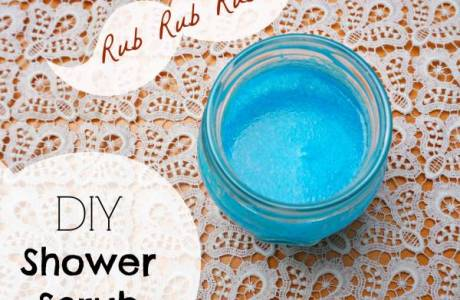 Make Your Own Lush Dupe – Rub Rub Rub Shower Scrub