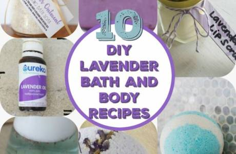 10 Relaxing Lavender Bath And Body Recipes You Can Make At Home