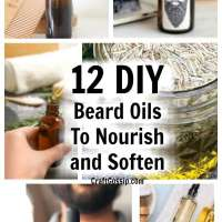 12 DIY Beard Oils To Nourish and Soften