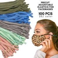 Adjustable Elastic for Face Mask