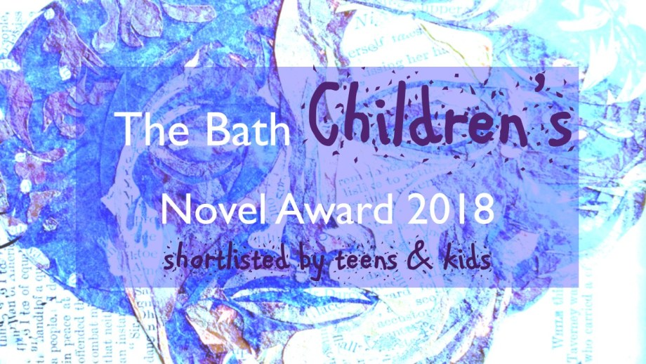 Bath Children's Novel Award 2018