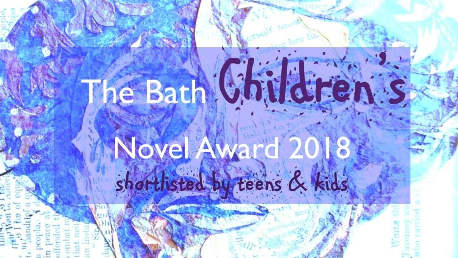 Bath childrens novel award the bath novel award bath kids 2018 expocarfo Image collections