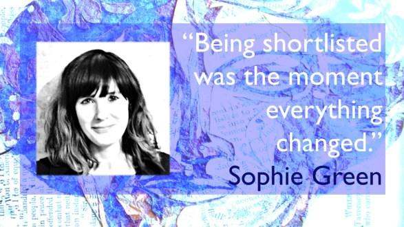 sophie green shortlisted