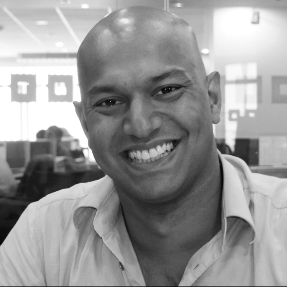 Author and journalist Misha Hussain