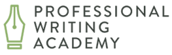 Logo for Professional Writing Academy