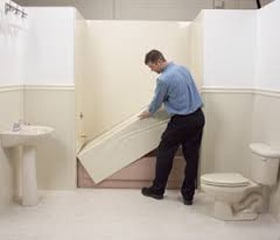 Bathtub Liners Made From What Material