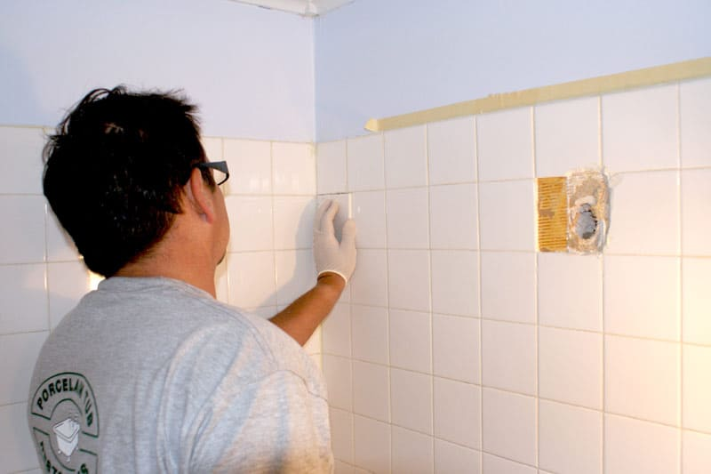 ceramic tile repair services maryland