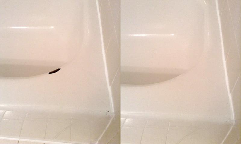 Bathtub Chip Repair Porcelain Tub Chip Repair